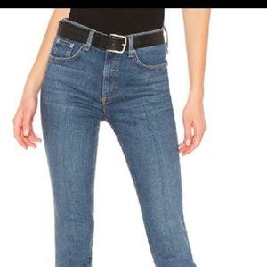 NEW Rag & Bone Manson Jeans High Rise Skinny sz 24